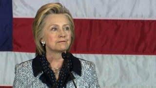 Hillary Clinton: Bush