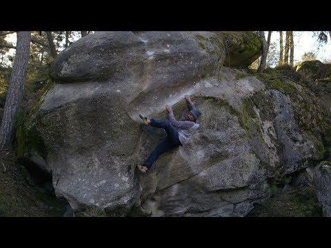Climbing Fontainebleau's Hidden Bouldering Gems