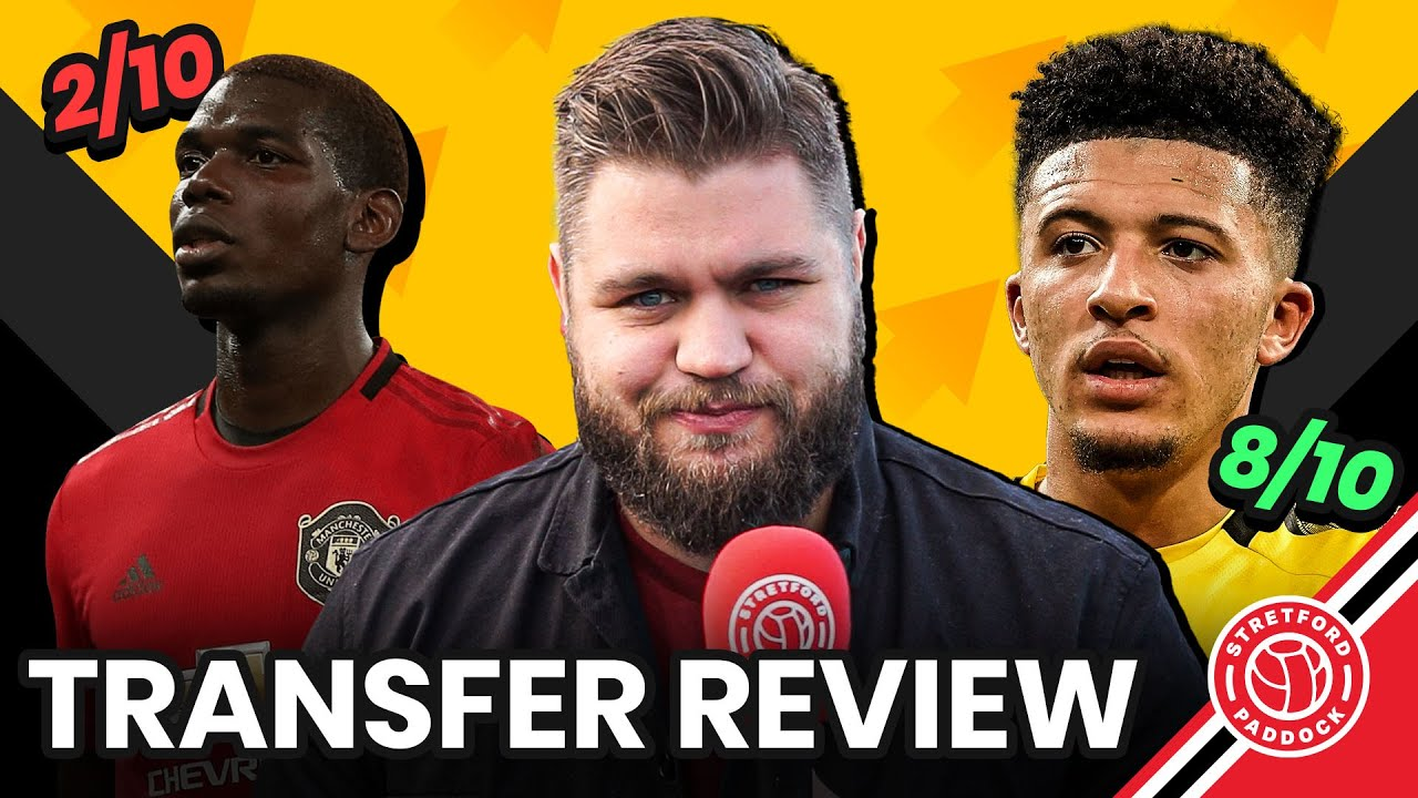 Early Business For United   Sancho + Grealish!   Manchester United Transfer Review w/ Stephen Howson