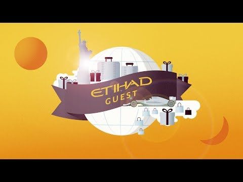 Etihad Guest | Benefits of Silver