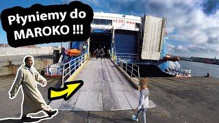 Nasz Pierwszy RAZ w AFRYCE !!! - Jesteśmy w MAROKO !!!  (Vlog #407)