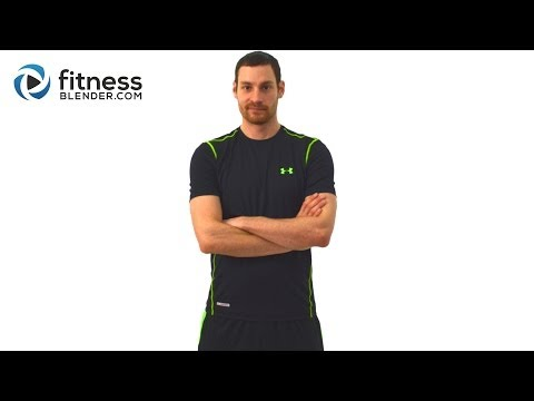 Insane HIIT Challenge - Bodyweight Only High Intensity Interval Training Workout
