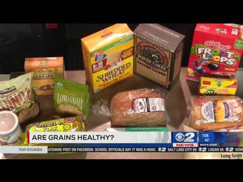 Are Grains Healthy?