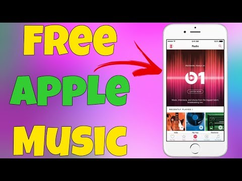 Get Apple Music For FREE iOS 11/10/9 (NO COMPUTER) - Get iTunes Music For FREE