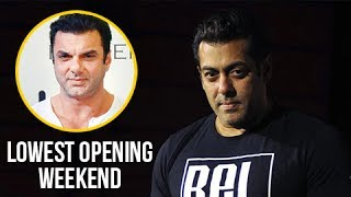 Tubelight Failure : Sohail Khan Defends Brother Salman Khan | Lowest Opening Weekend