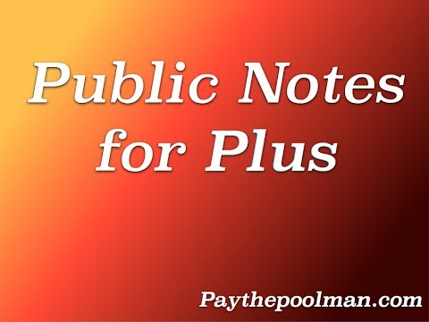 Your employee's can now add custom notes for your customer for Plus