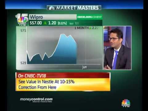 Infosys best bet, says Nilesh Shah