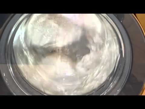 How to wash a Down Duvet ! Miele W1 Twindos