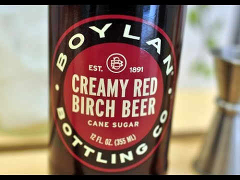 Leninhawk's Trying: Creamy Red Birch Beer by Boylan Bottling Co.