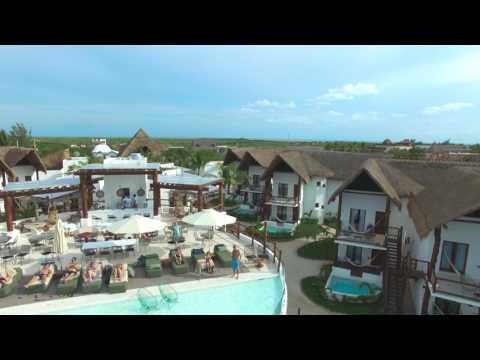 DJI Phantom 3 Professional- Playa Del Carmen & Isla Holbox