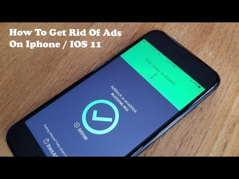 How To Get Rid Of Ads On Iphone / IOS 11 - Fliptroniks.com