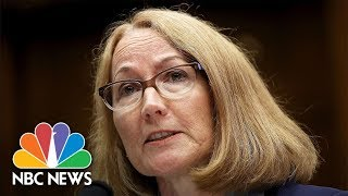 Rep. Carter To US Olympic Chief Susanne Lyons In Hearing: 'You Should Resign' | NBC News