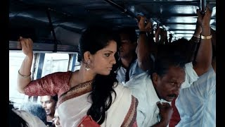 Download Antha Sila Nimidangal Movie Scenes - Aparna Nair Insults Eveteaser In Bus - Seconds Movie Video