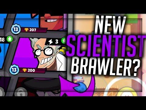 *NEW* Scientist Brawler? Brawl Stars CONCEPTS, Ideas, & Renders from r/BrawlStars on Reddit!