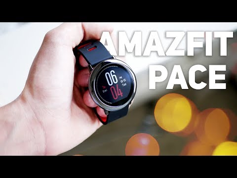 The $100 Apple Watch Killer!? - Xiaomi Amazfit Pace