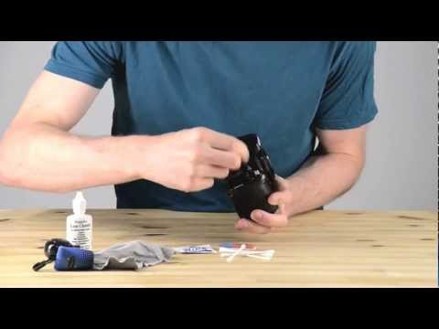 Cleaning Your SLR Camera Like a Pro