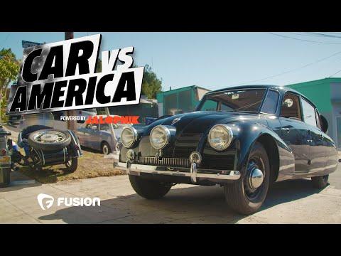The Tatra Breakdown | Car vs America