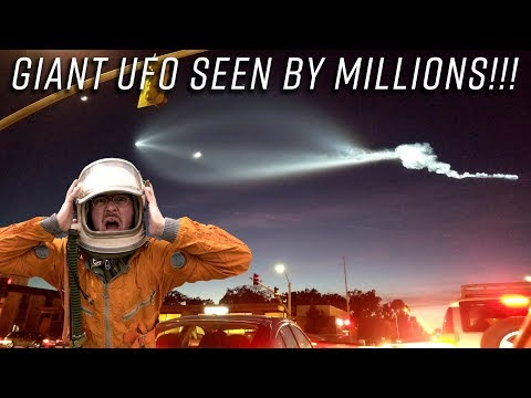 Everything you need to know about that UFO spotted in southern California (2017)