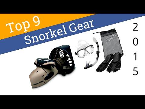 9 Best Snorkel Gear 2015