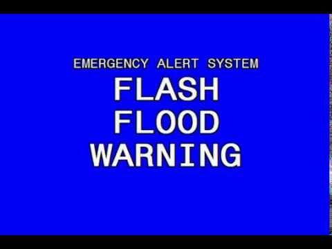 Flash Flood Emergency: Birmingham, AL (4/7/14)
