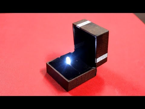 How to make automatic Box torch (DIY)