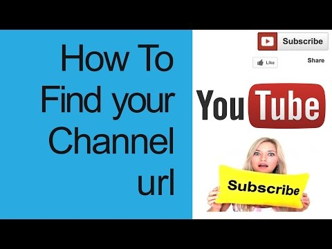 How to get your YouTube Custom URL