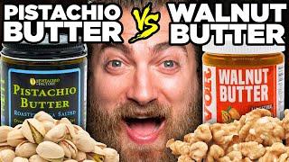 Blind Nut Butter Taste Test