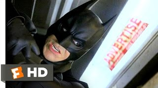 Batman Begins (5/6) Movie CLIP - Train Fight (2005) HD