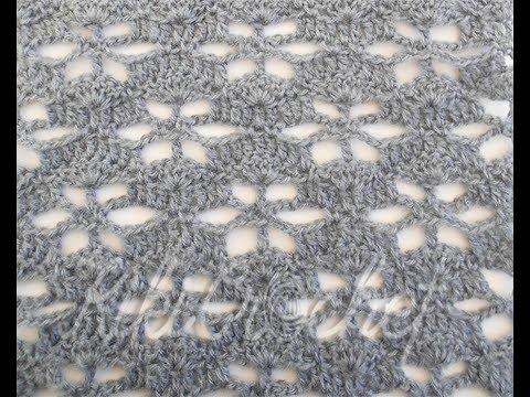 Crochet Flowers Stitch