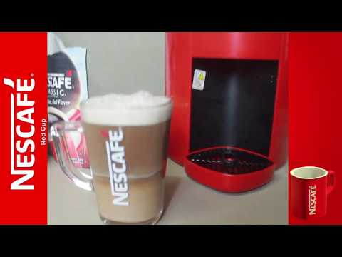 Nescafe Red Mug - Mocha Latte