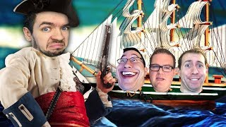 BIG SEA BABIES  | Sea Of Thieves #5 w/Mark, Bob and Wade