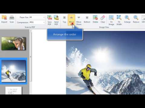 How to Convert JPG to PDF with Free JPG to PDF Converter Software