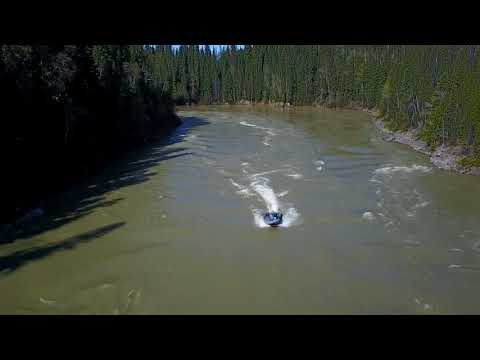 Grand Canyon of the Fraser Jet Boating