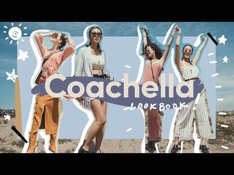 Coachella Music Festival Lookbook 🌵| Chriselle Lim