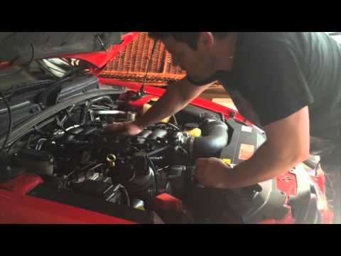 How to change and inspect spark plugs