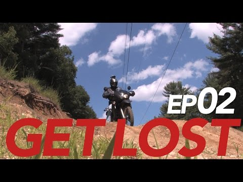 NEW BOOT GOOFIN | GET LOST Ep2. | A Solo Motorcycle Adventure to the Darien Gap