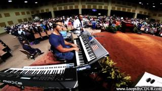 "Cdub: Ricky Dillard: ""search Me Lord"" (the Kevin Lemmons Remix)"