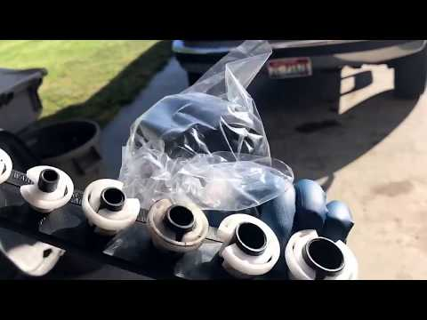 How to replace fuel filter Ford F-250