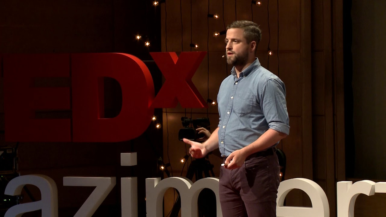 The day before you die - Why doing what really matters is so important | Paddy Ney | TEDxKazimierz