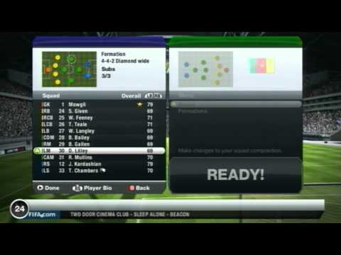 Fifa 13 Pro Clubs Bot Ratings