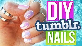 DIY Tumblr Nails! CAN WE GET TO 5,000 Likes!? Thumbs up for more Tumblr Inspired videos! ♥Nail of Queen USA:http://noqusa.com ---FAVES!!!♥♥♥♥♥♥  Click here to SUBSCRIBE:http://goo.gl/fKnKR6 ♥  Hi Guys! In today