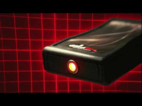 Laser Grid GS1 Ghost Detection System by GhostStop.com