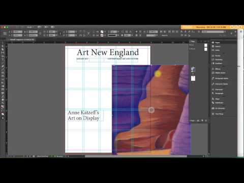How to Create a Magazine Cover in InDesign