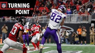 Vikings Offense Executes with Precision in the 4th Quarter (Week 13)   NFL Turning Point