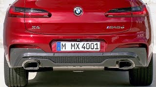 BMW X4 (2019) Sportier and More Aggressive
