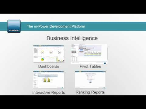 Business Intelligence with m-Power
