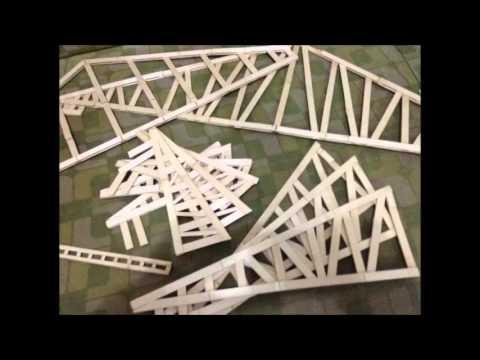 Roof Truss Model
