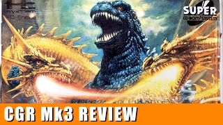 Classic Game Room - GODZILLA review for PC Engine