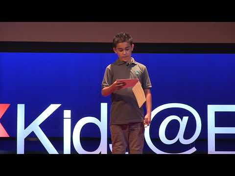 Community of the Future | Aaron Rhodes | TEDxKids@ElCajon
