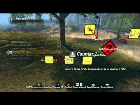 Trials Evolution Tutorials - How to make a Countdown Timer (End Game)